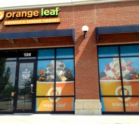 Orange Leaf Graceland